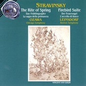 Strawinsky: The Rite Of Spring / Firebird Suite Songs