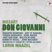 Mozart: Don Giovanni - The Sony Opera House Songs