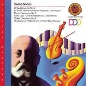Saint-Sans: Cello Concerto No. 1; Piano Concerto No. 2; Violin Concerto No. 3 Songs