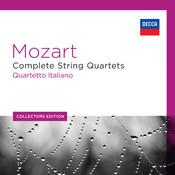 Mozart: The String Quartets Songs
