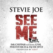 See Me (Feat. E-40, Chippass, G.Val, Philthy Rich & Taj-He-Spitz) Songs