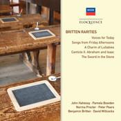 Britten Rarities Songs