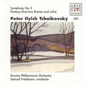 Tchaikovsky: Sym. No. 2/Romeo & Juliet Ouverture Phantasy Songs