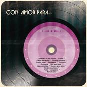 Con Amor Para... Songs