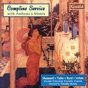 Compline Service With Anthems & Motets Songs