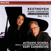 Beethoven: Piano Concertos Nos. 3 & 4 Songs
