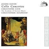 Haydn: Cello Concertos Songs