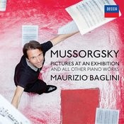 Mussorgsky: Pictures At An Exhibition And All Other Piano Works Songs