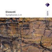 Clementi : Symphonies Nos 1 - 4 (-  Apex) Songs