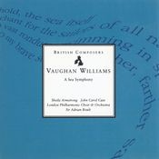 Vaughan Williams: A Sea Symphony Songs