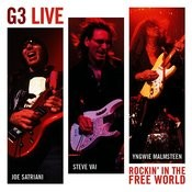 G3 Live: Rockin' in the Free World Songs