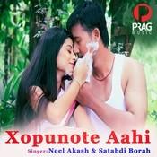 Xopunote Aahi Satabdi Borah Full Mp3 Song