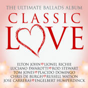 Classic Love The Ultimate Ballads Album Songs
