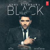 Black Guru Randhawa Full Mp3 Song