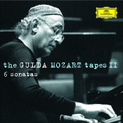 The Gulda Mozart Tapes Ii Songs