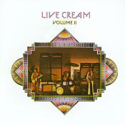 Live Cream Volume 2 Songs