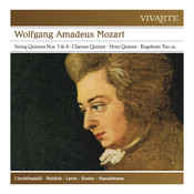 Mozart: A Musical Joke; Clarinet Quintet; Horn Quintet; Kegelstatt Trio; String Quintets Nos. 3 & 4 etc. Songs