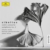 Sibelius: Violin Concerto Op.47; Symphony No.2 Songs