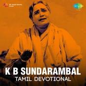 K B Sundarambal Tml Dev Songs
