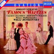 Strauss, J.: Famous Waltzes - The Blue Danube; Emperor Waltz etc. Songs