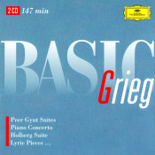 Basic Grieg Songs