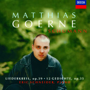 Mahler Symphony No 4 Berg Seven Early Songs Songs