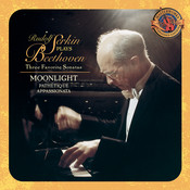 Beethoven:  Sonatas for Piano No. 14, 8, & 23 - Expanded Edition Songs