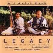 Legacy: 16th-18th Century Music From India Songs