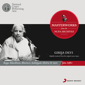 From The NCPA Archives - Girija Devi Songs