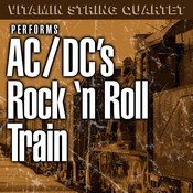 Vitamin String Quartet Performs AC/DC's Rock and Roll Train Songs