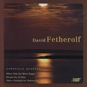 David Fetherolf: When Only The Moon Rages Songs