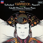 Puccini: Turandot (highlights) Songs