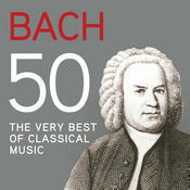 Bach 50, The Very Best Of Classical Music Songs