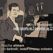 Wieniawski: Violin Concerto No. 2 In D Minor Songs