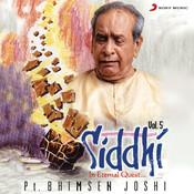 Siddhi Volume -5 Songs