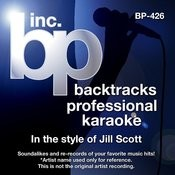 Cross My Mind (Karaoke With Background Vocals)[In The Style Of Jill Scott] Song