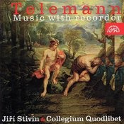 Telemann: Music With Recorder Songs
