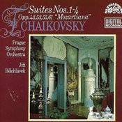 Tchaikovsky: Orchestral Suites Nos. 1- 4 Songs