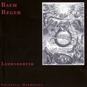 Bach / Reger: Organ Music Songs