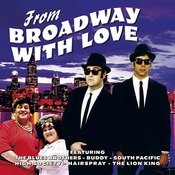 From Broadway With Love Songs