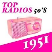 Top Radios 50's 1951 Songs
