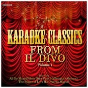 Angelina (In The Style Of Il Divo) [Karaoke Version] Song