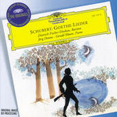 Schubert: Goethe Lieder Songs