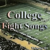 College Fight Songs Vol. 1 Songs