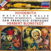 Hindemith: Symphonie 'mathis Der Maler' / Trauermusik / Symphonic Metamorphosis Songs