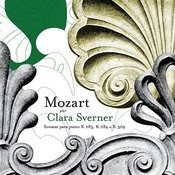 Mozart: The Piano Sonatas Volume 2: K283, K284 & K309 Songs
