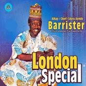 London Special Songs
