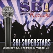 Sbi Karaoke Superstars - Susan Boyle, Elaine Paige & Michael Ball Songs