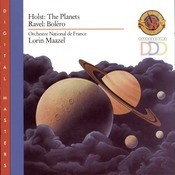 Holst: The Planets And Ravel: Bolero Songs