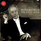 Rubinstein: The Liszt Album Songs